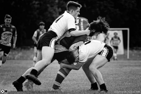 Junioři U16 bojovali s anglickým týmem Saddleworth Rangers U15