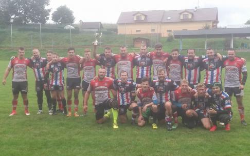 Krkonošský tým vybojoval druhé místo v prvním trutnovském turnaji