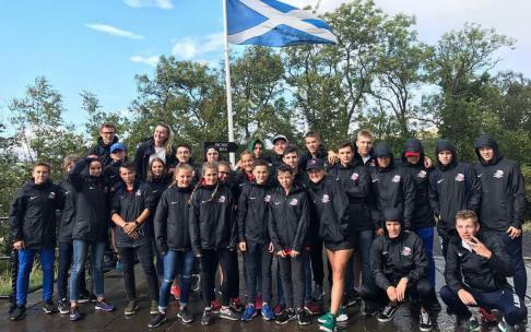 Výběrové tréninky do juniorských národních týmů v touch rugby