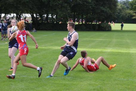 Informace o výběrových kempech do českého touch rugby týmu U18 a U15